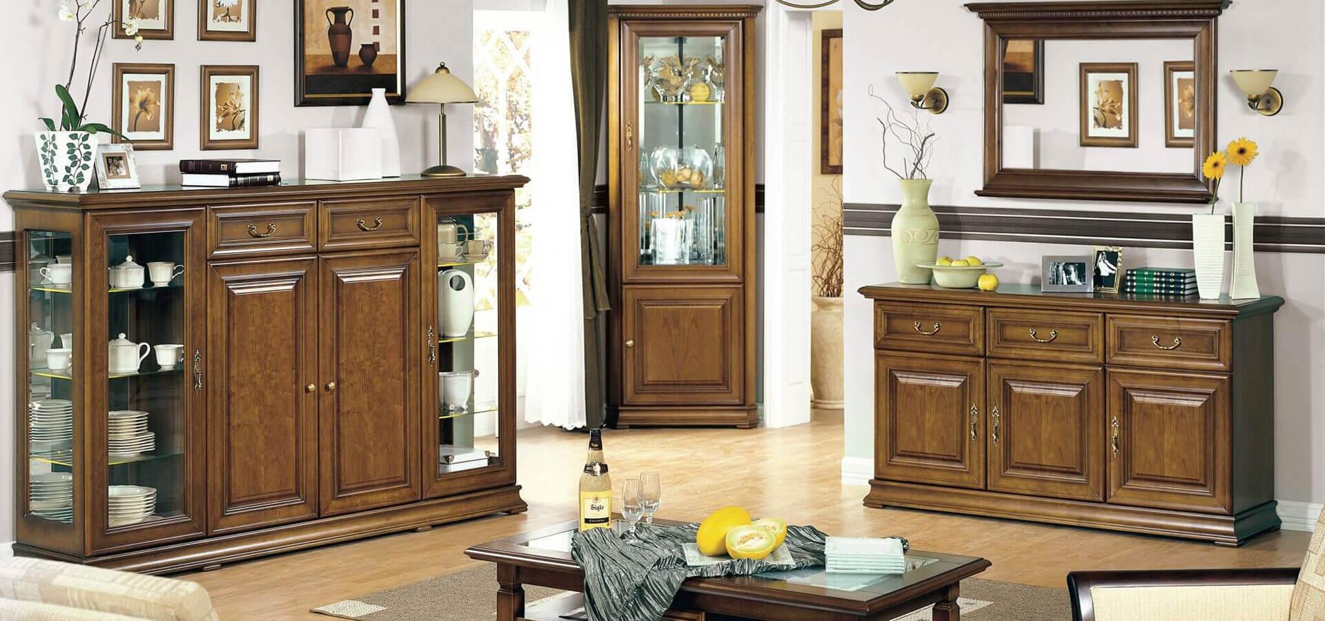 Скринове от масивно дърво - дървени мебели по поръчка