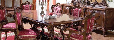 Хармония и красота с класически мебели - класически мебели