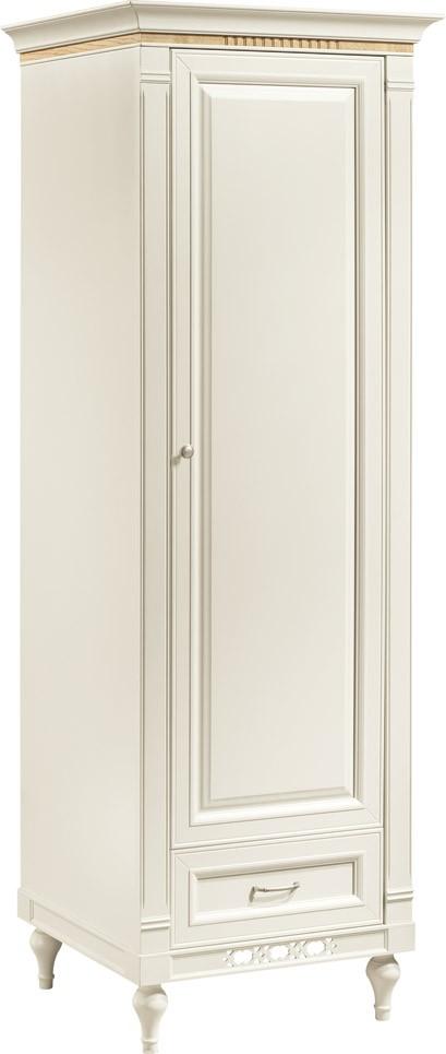 Гардероб 1 врата FL-1D Florencja - арт мебели естествено дърво