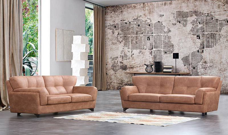Диван Domino - арт мебели естествено дърво
