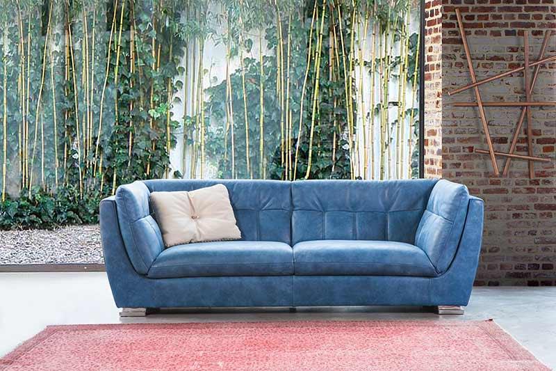 Диван Marta - арт мебели естествено дърво