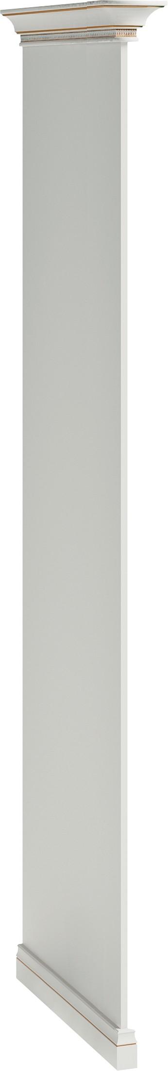 Завършващ елемент за колона V-bok konczacy do kolumny Verona - арт мебели естествено дърво