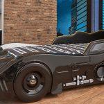 Детско легло - кола Batman