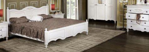 Уют в спалнята с мебелите от бук - класически мебели